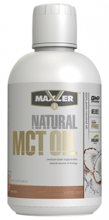 Maxler MCT Oil Natural 15.2 oz