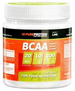Pure Protein BCAA (200г)