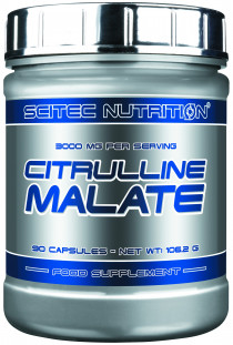 Scitec Nutrition Citrulline Malate (90 капс)
